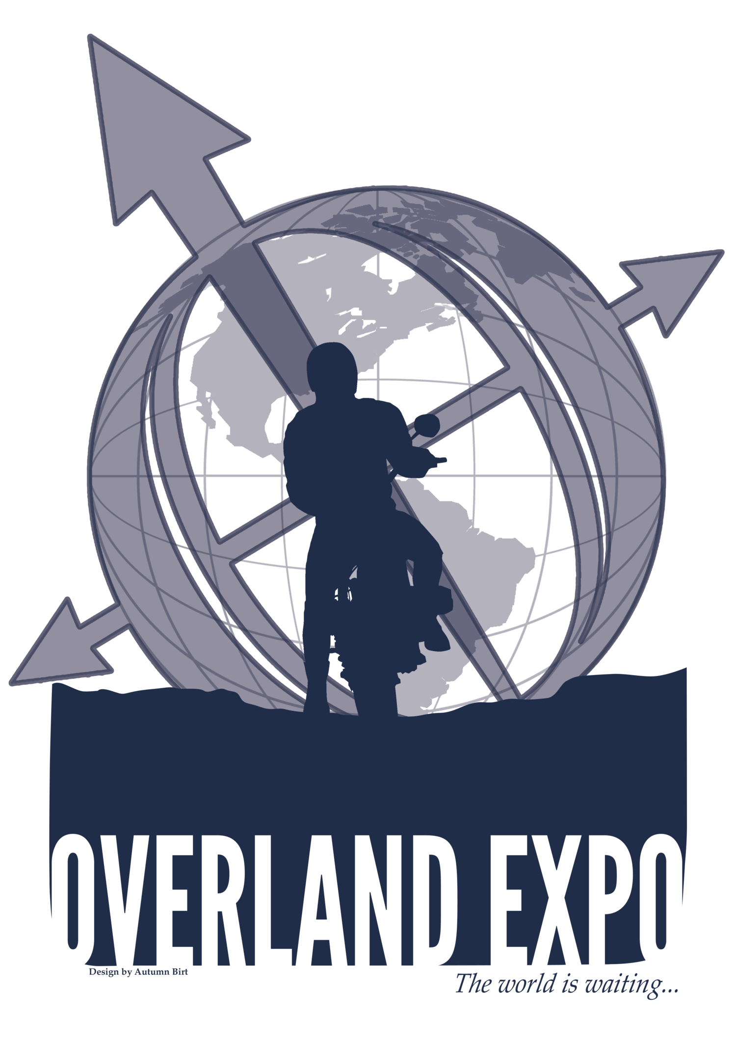 New T Shirt Designs Released For 2019 Overland Expo