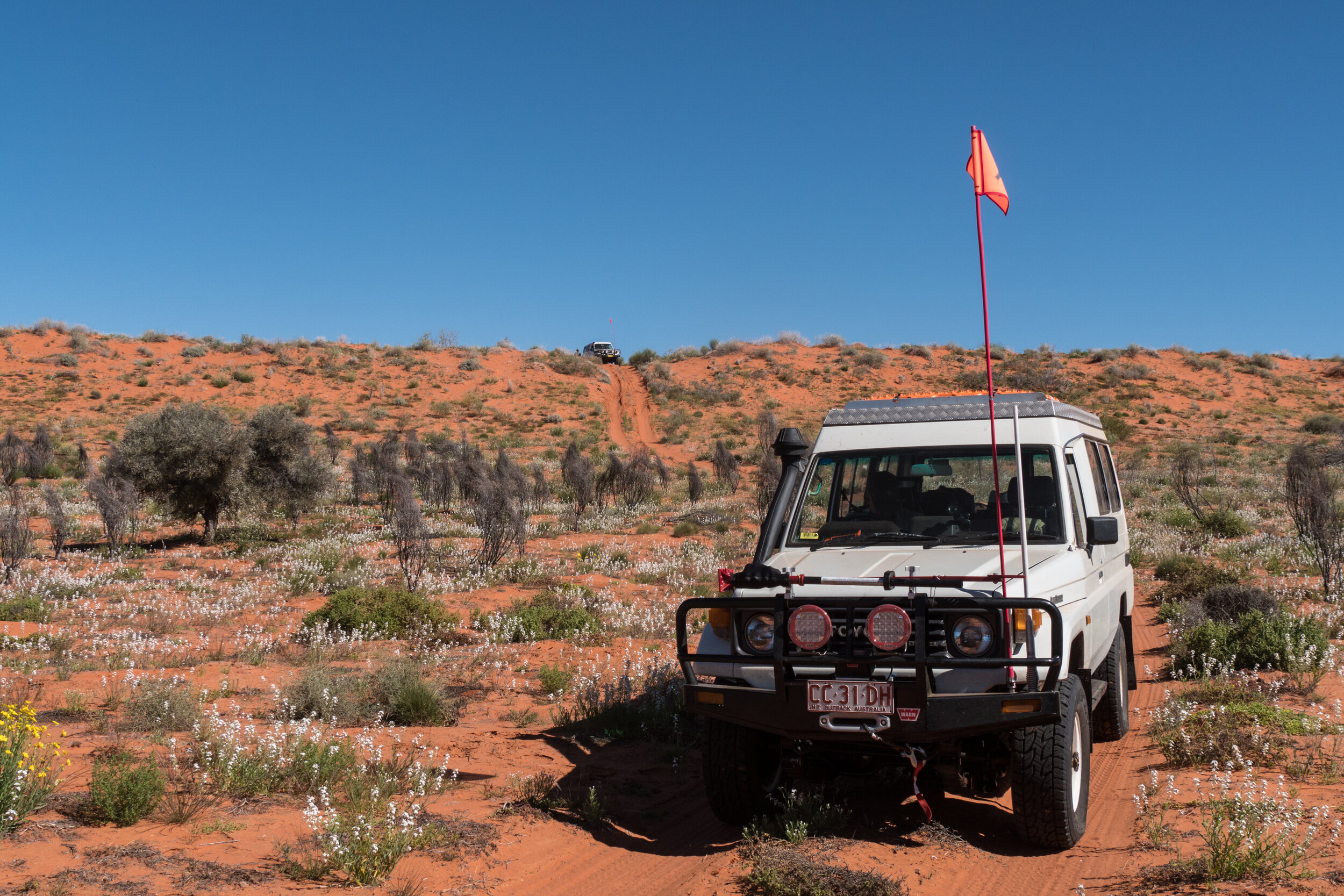 Toyota Hzj75 Land Cruiser Troopy Ultimate Overland Expedition Vehicle Overland Expo