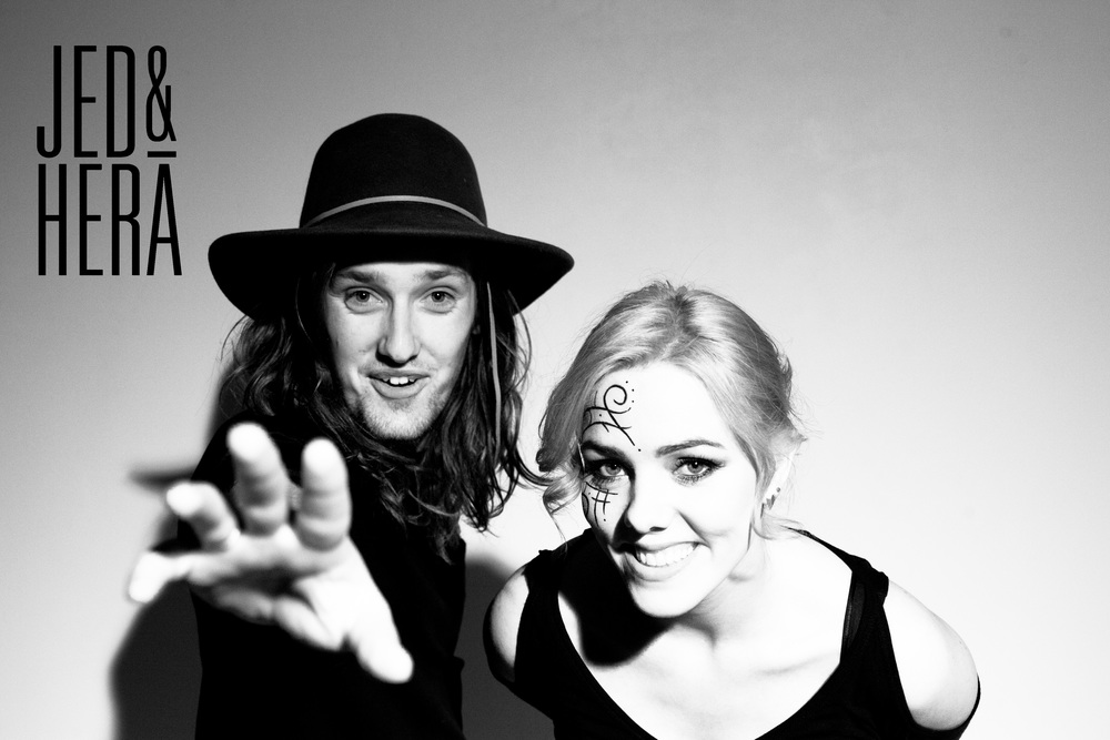 Jed & Hera will be performing as part of First Thursdays - in the Alfresco market dining area from 5-6.30pm