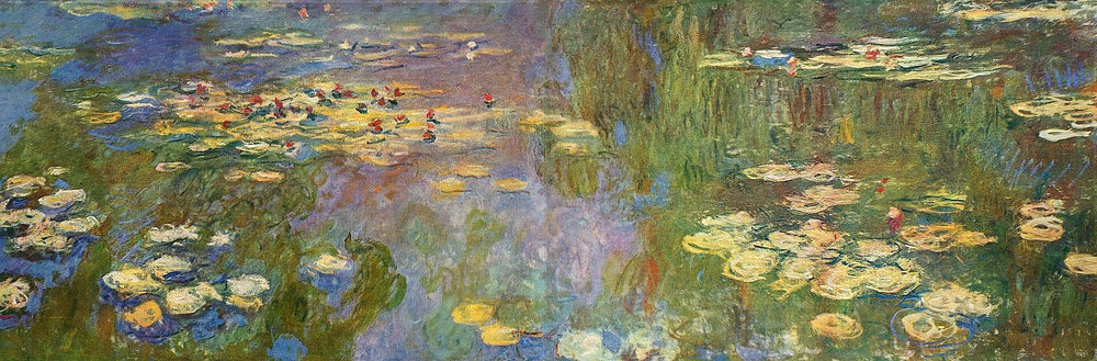 Water Lilies 1920-1926