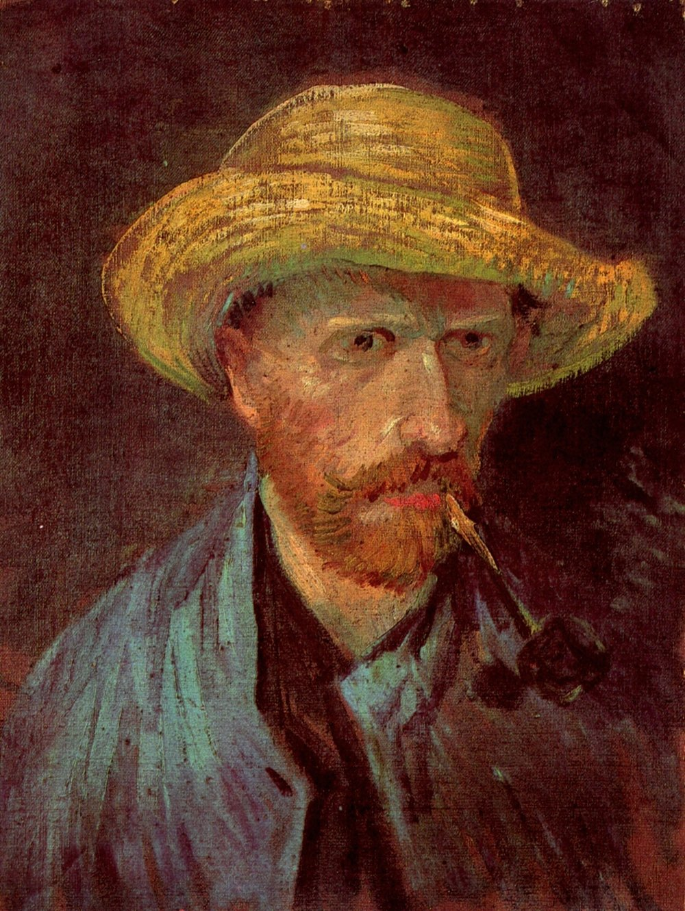 Self Portrait 1887
