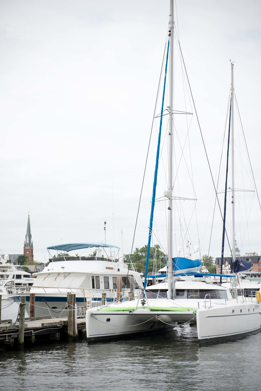 Eastport-Annapolis-Catamaran