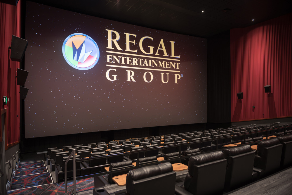 Regal Cinemas 12 Laurel MD Towne Centre Grand Opening DC Photographer