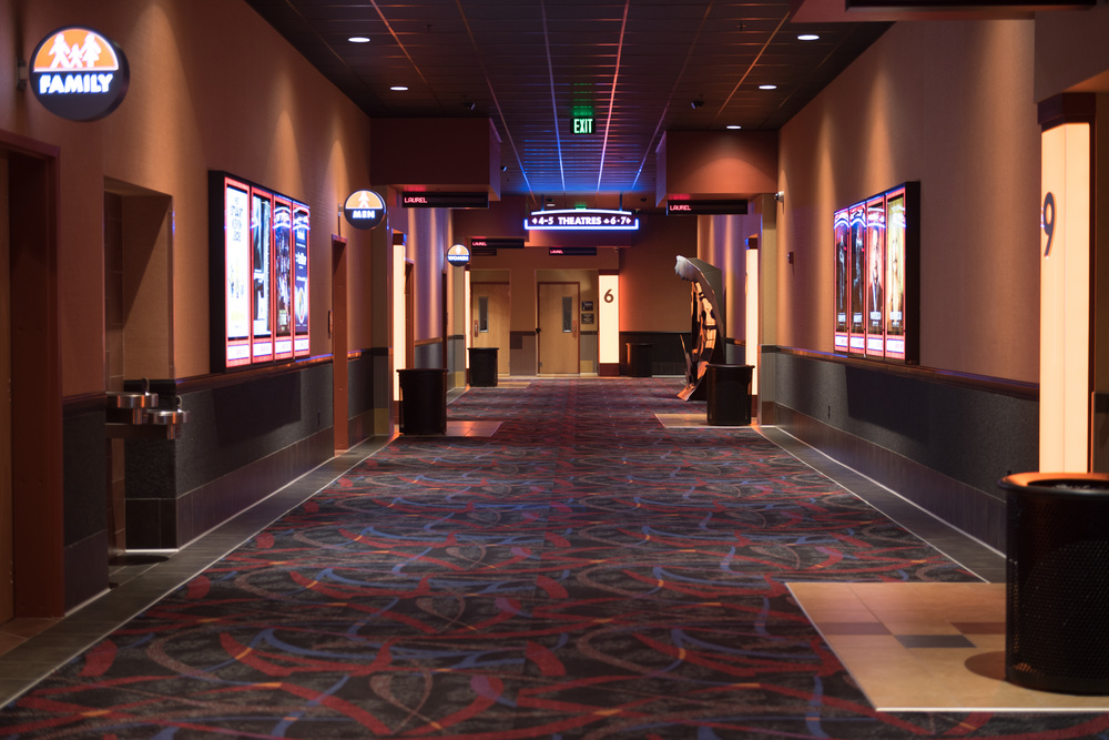 Regal Cinemas 12 Laurel Md Towne Centre Grand Opening