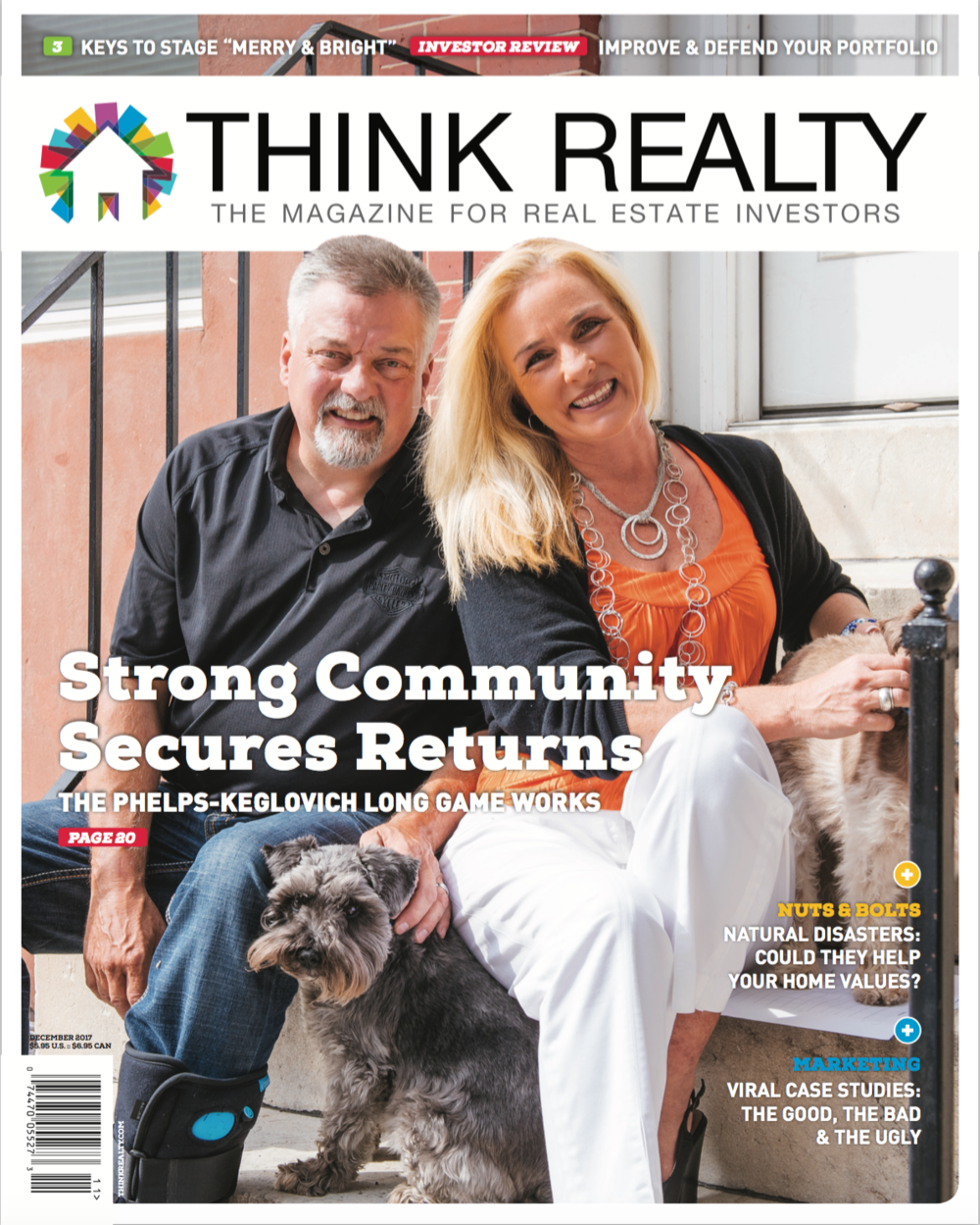 THINK REALTY MAGAZINE