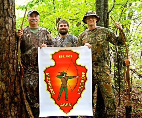 Nick Viau Michigan Longbow Association