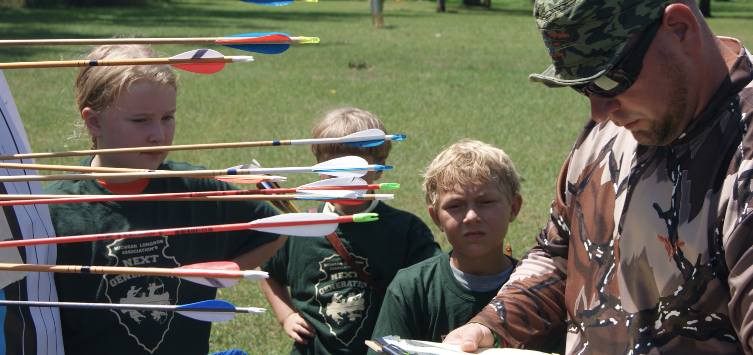 Upcoming Events Michigan Longbow Association