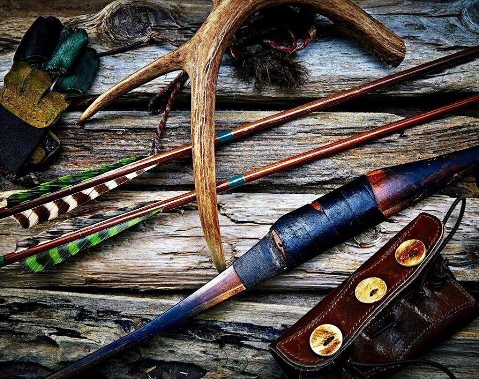 28th Annual Pine River Recreation Club Stick Bow Shoot Elm Hall