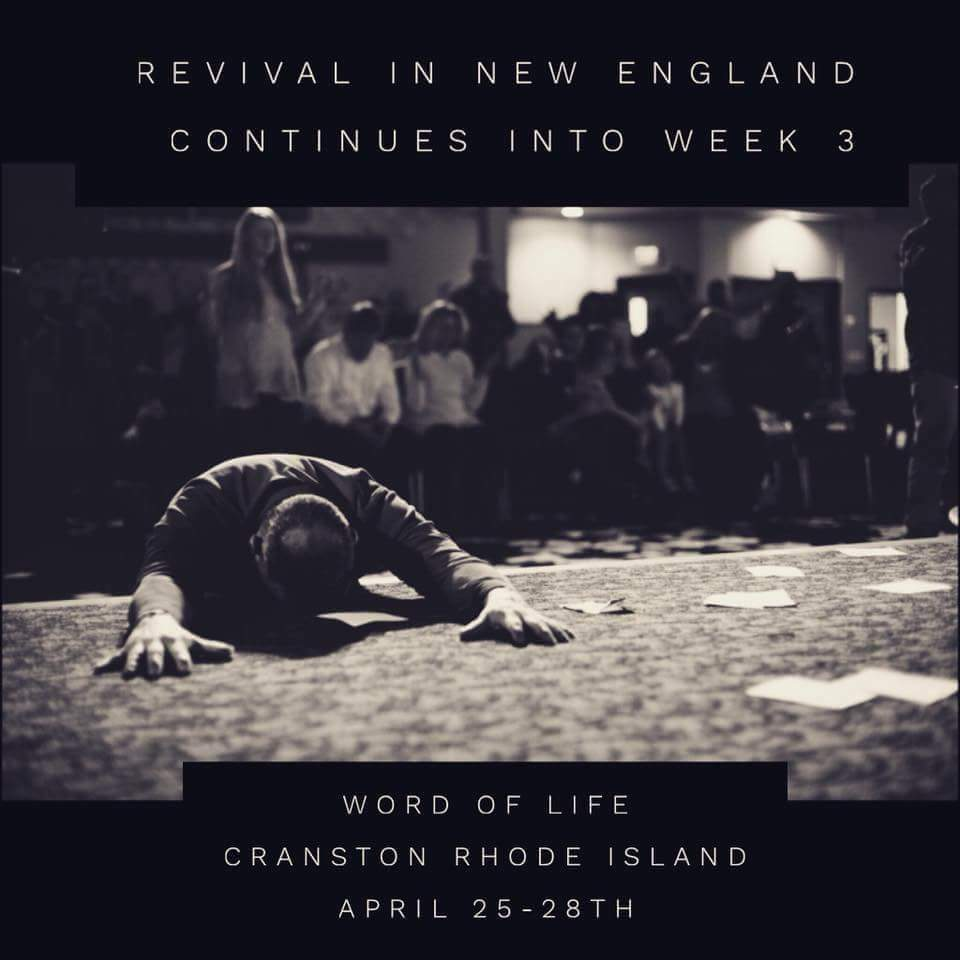 Revival New England April 2018