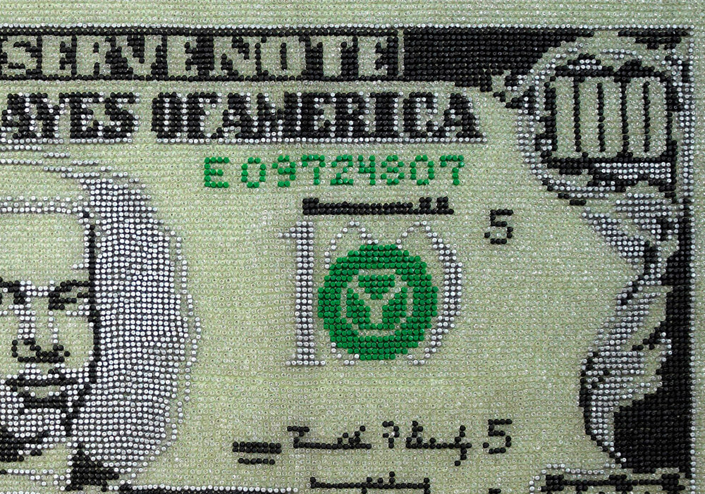 Its all About the Benjamins - Closeup.jpg