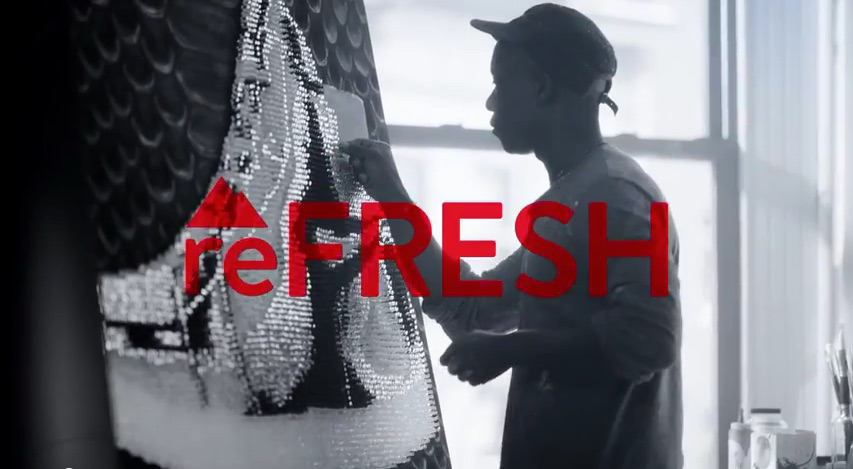 Featured in coors light refresh national tv commercial andre featured in coors light refresh national tv commercial aloadofball Gallery