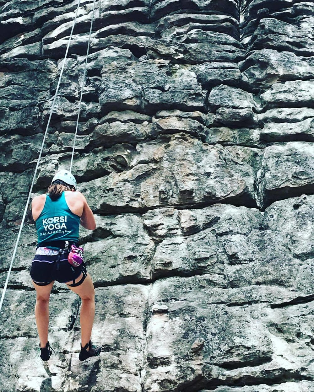 JAMESTOWN, AL Climbing &Yoga - We can't think of a better way to spend a weekend?