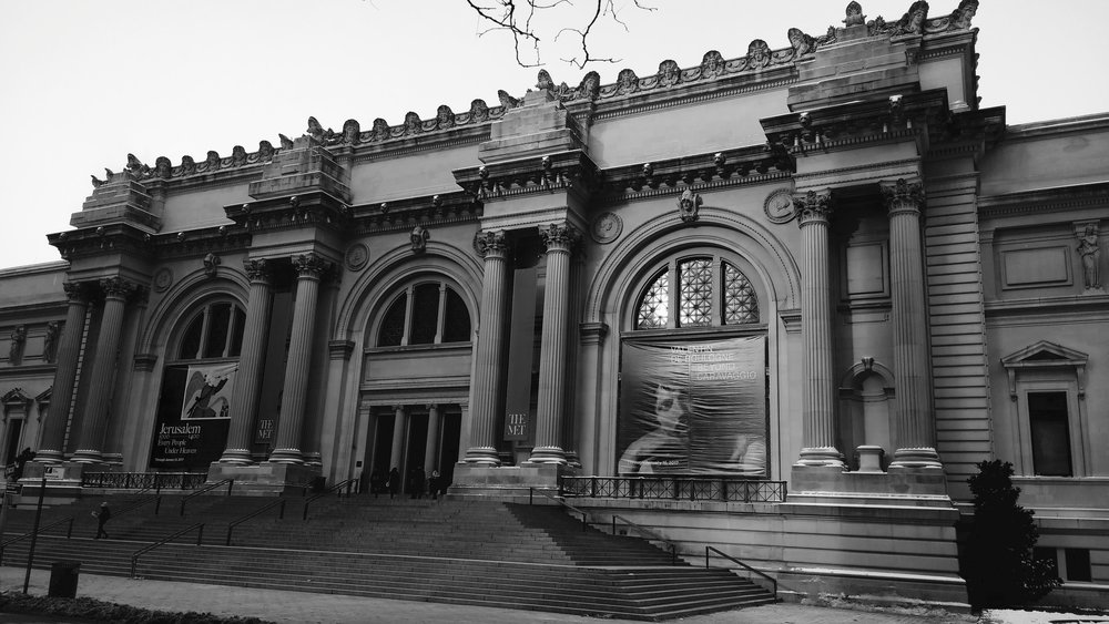 The MET (photo credit: Greg)