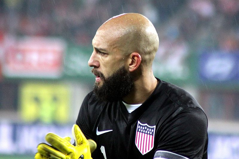 All other keepers wish they were Tim Howard.  Except Petr Cech who is his own brand of cool.