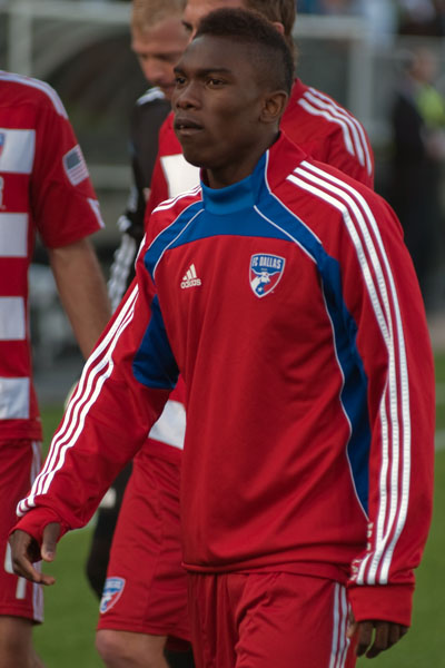 Can Fabian Castillo lead FC Dallas to MLS Cup glory? Yes, yes he can.