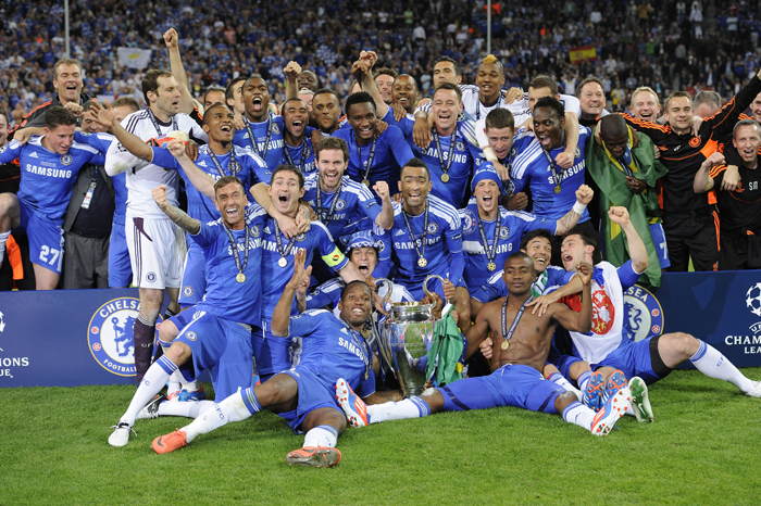 Just remembering better Champions League times for Chelsea...