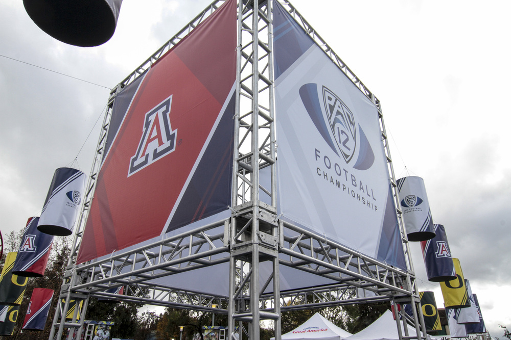 Pac-12 Football Championship Game VIP Tailgate