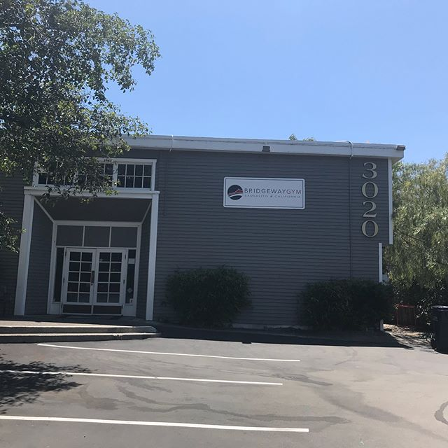 Our Beautiful Gym, we have more parking, 3020 Bridgeway-Sausalito! #bridgewaygym #sausalito #health #fitness #groupclasses #personaltraining #spa #sauna #infraredsauna  #yoga #zumba #weighttraining #cardio