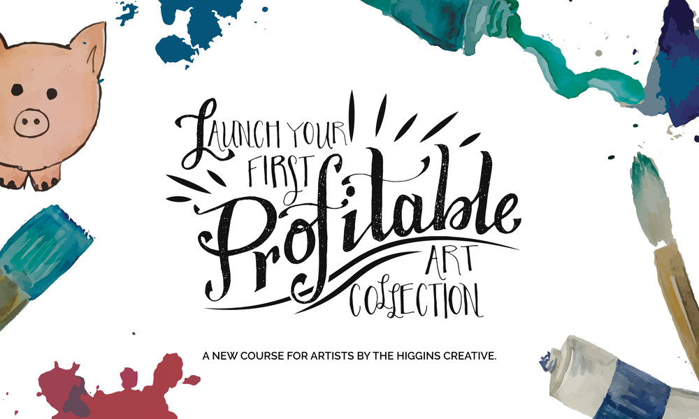 Launch Your First Profitable Art Collection