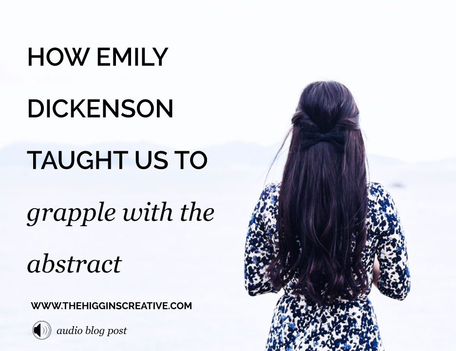 emily dickinson techniques