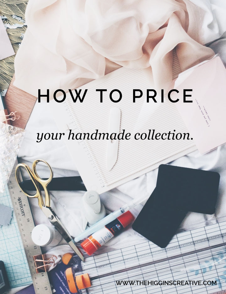 The struggle with pricing your handmade clothing and collection is all too real. Today we've shared our top tips on pricing your handmade products. Read the blog post to follow our strategy.