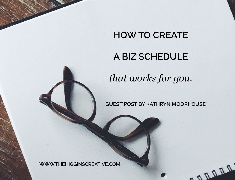 As a maker, time management and scheduling is always a challenge because there are a million things pulling us in all directions.  If you want to have time for marketing, making, dreaming and blogging in your biz, then you need become intentional about how you schedule your time.  Your time is valuable, if you don't intentionally schedule your tasks, you will struggle to achieve all the goals you have set.  Don't lose your marbles because you feel overwhelmed and never have time for certain tasks. Create a schedule and be intentional about it.