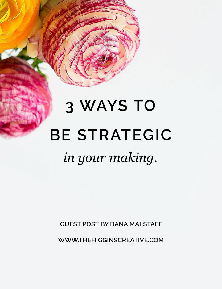 When it comes to building a business, the one thing you need to really make it work is a solid strategy. In order to create this journey for your audience, we have to take all of those wonderful ideas we have and lay them into a good strategy. So rather than go on about all the reasons why you need a solid strategy in your business... I'm going to get right to telling you how to do it on the blog.