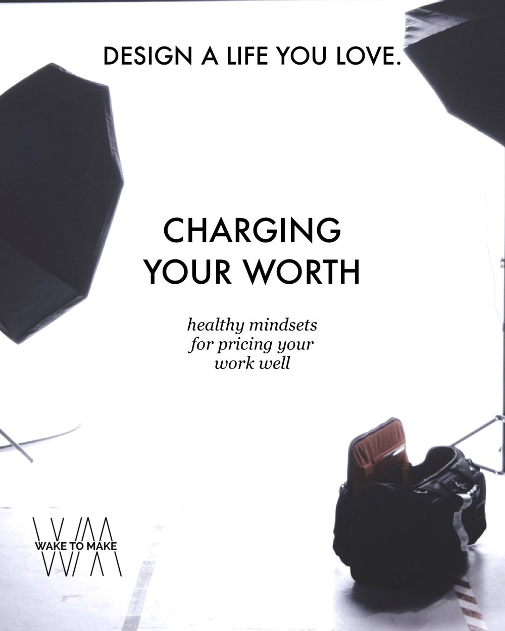 EPISODE 16 - CHARGING YOUR WORTH & HEALTHY MINDSETS FOR PRICING YOUR WORK WELL