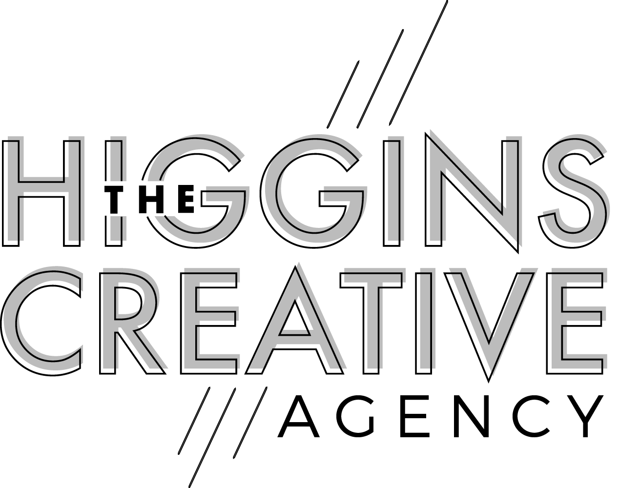 The Higgins Creative.