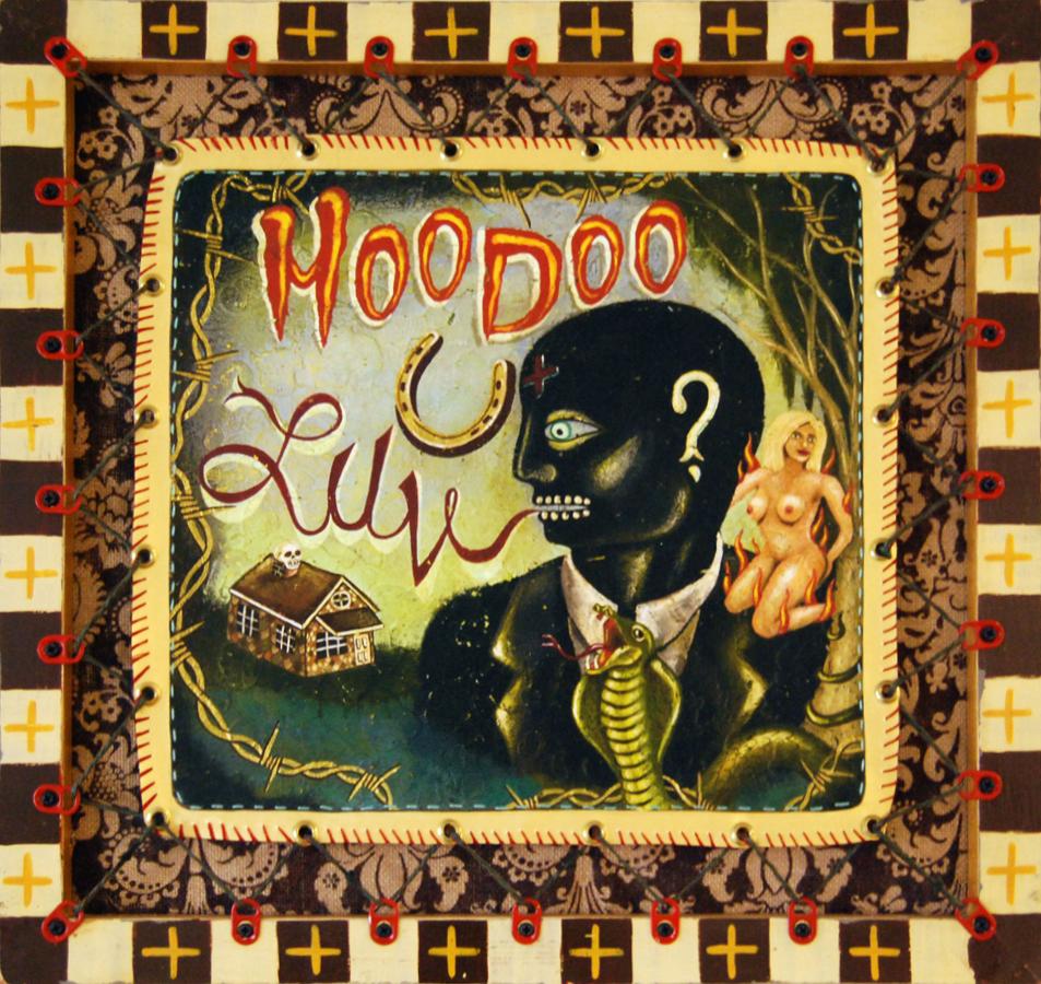 Hoodoo U Luv by Bryan Cunningham