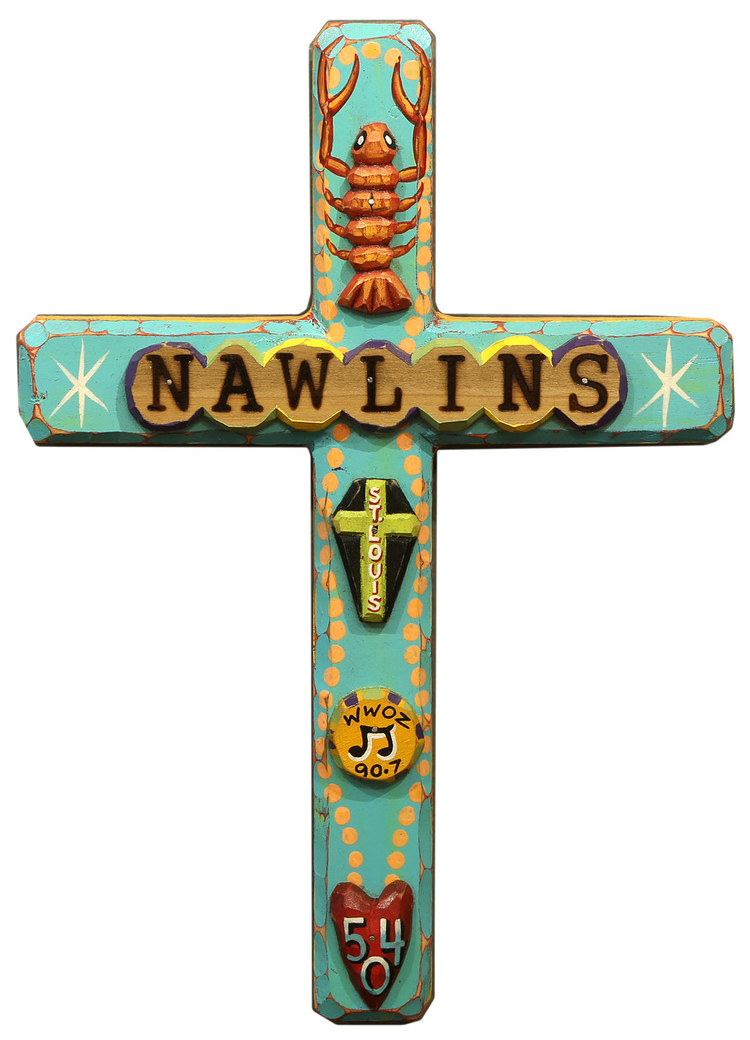 Nawlins Cross by Bryan Cunningham