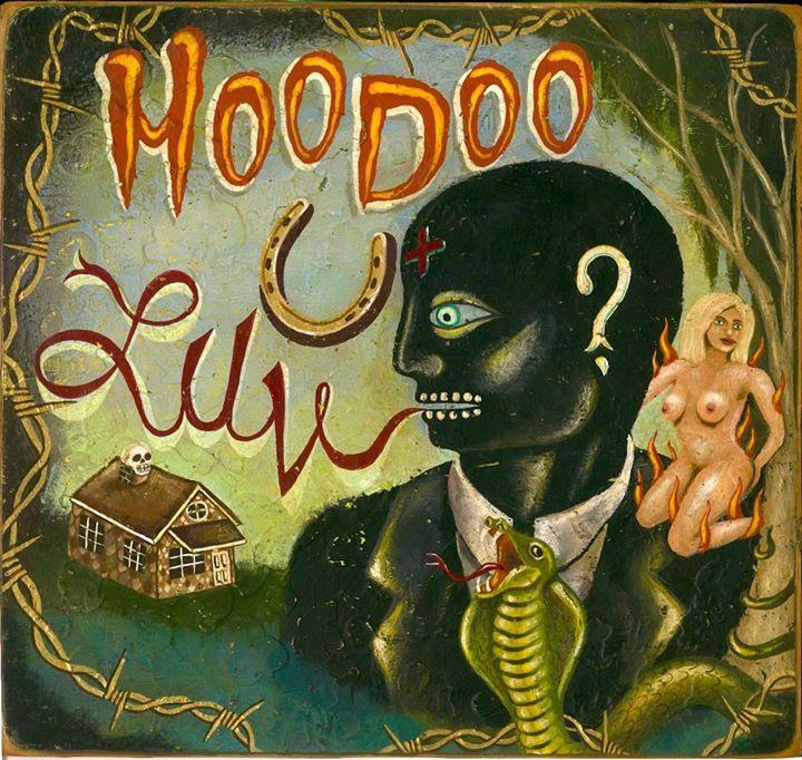 Hoodoo U Luv Giclee Print by Bryan Cunningham