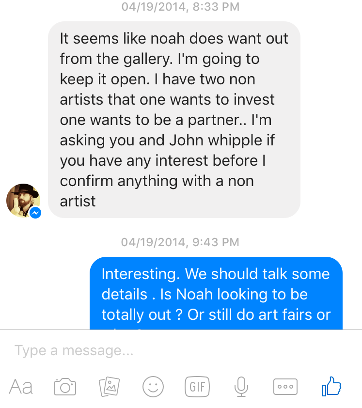 Noah ditches red truck gallery