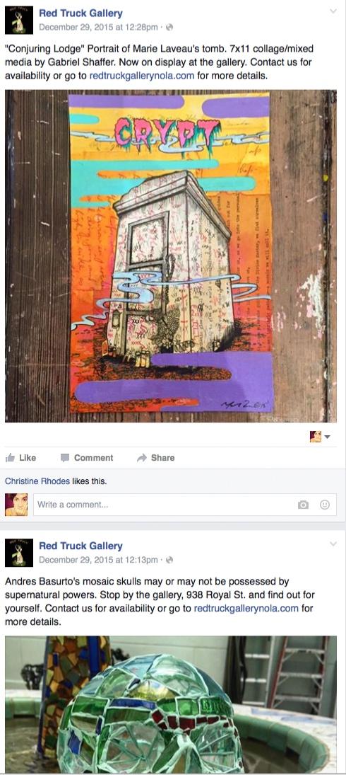 "Gabriel shaffer attempting to sell his ""art"" on stolen website"