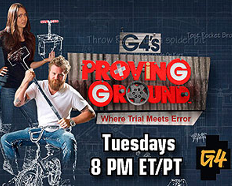 "PRODUCTION COORDINATOR   G4's PROVING GROUND | G4   8 Hour Episodes  - Coordinated ""jackass"" science series shot in various southern california locations. Responsibilities:  Travel Coordinating, Vendor Coordinating, Talent Management, Equipment Management, Scouting, Location Management, and Contracts/ Releases."