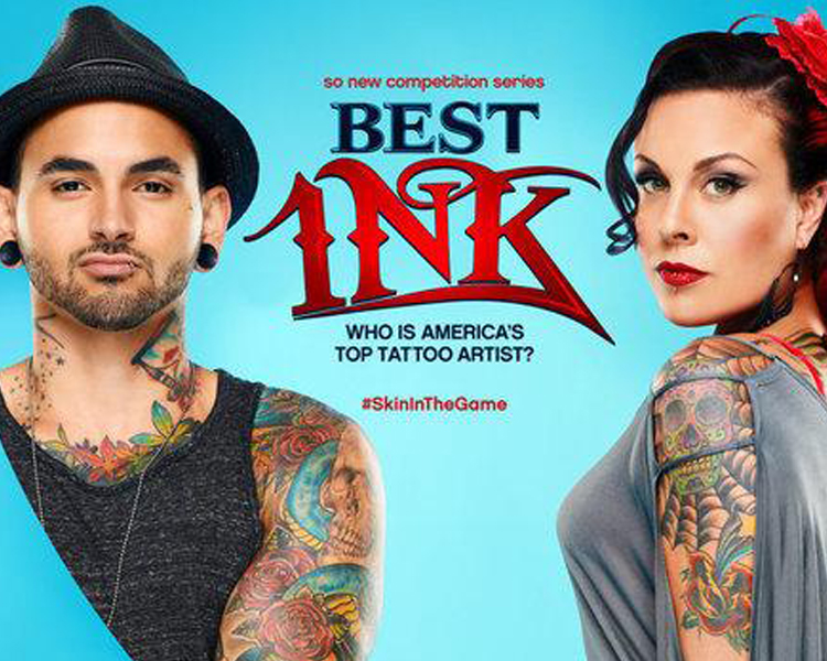 PRODUCTION COORDINATOR   BEST INK SEASON 1 | OXYGEN   Bunim Murray Productions | 8 Hour Episodes  - Coordinated Los Angeles based tattoo competition series shot both in the field and studio. Responsibilities:  Stage management, Travel Coordinating, Crew Hiring, Vendor Rentals, Talent Management, Equipment Management, Scouting, Location Management, and Contracts/ Releases.
