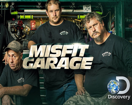 PRODUCTION MANAGER  MISFIT GARAGE SEASON 2 | DISCOVERY   Pilgrim Operations | 10 Hour Episodes -  Worked on location in Dallas, TX. Responsibilities:  Budgeting Car Restorations, Vendor Trade Outs, Talent Management, Equipment Management, Scouting, Location Management, Contracts/ Releases, Media Shipments, Travel Scheduling, and Large Event Coordinating.