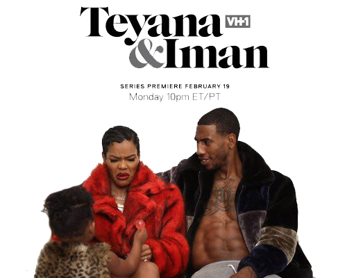 PRODUCTION MANAGER TEYANA & IMAN SEASON 1 | VH1  Banijay Studios | 8 Hour Episodes -  Worked on location in Altanta, GA; New York City, NY; and Los Angeles, CA.  Responsibilities:  Equipment Management, Vendor Rentals, Scouting, Location Management, Contracts/ Releases, Media Management, Travel Scheduling, and Transportation.