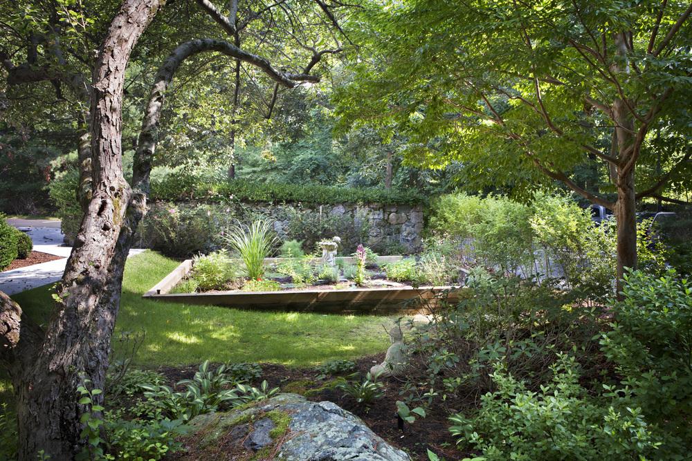 Stanley Tippett Hospice Care Home - Resident/Community Garden