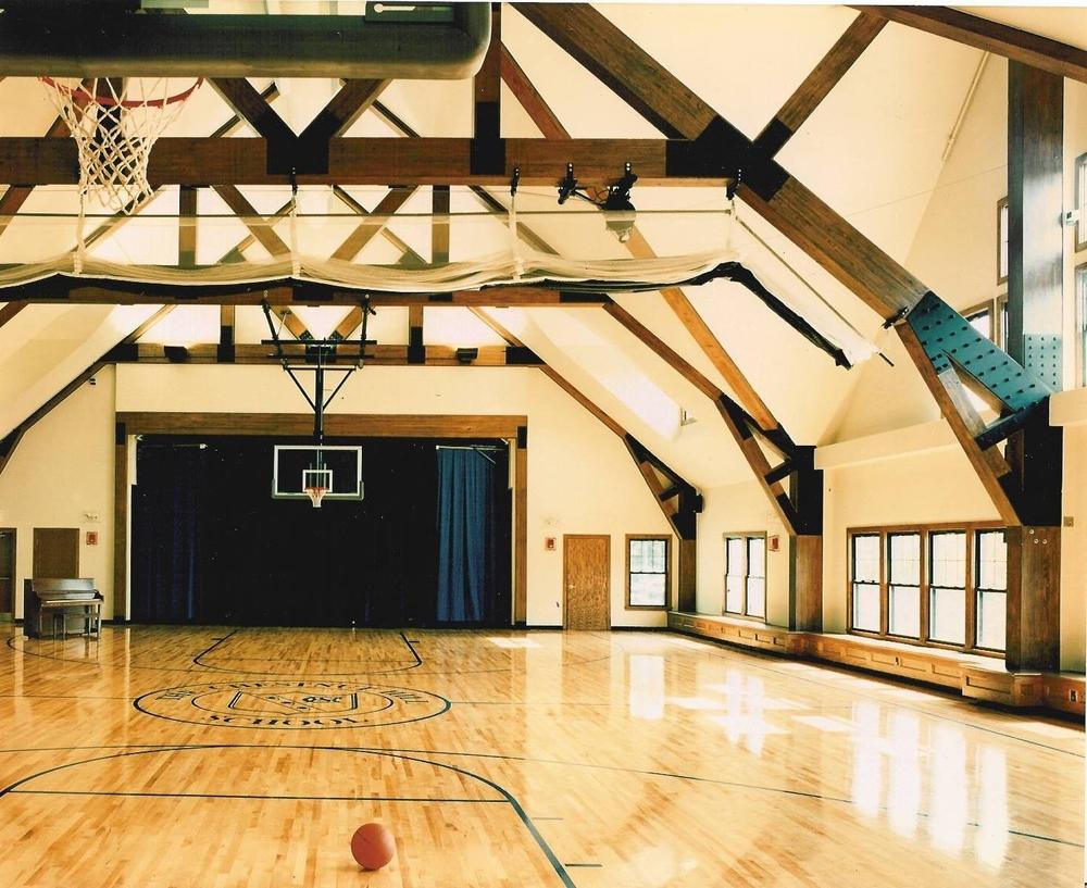 Multi-use space - Gym