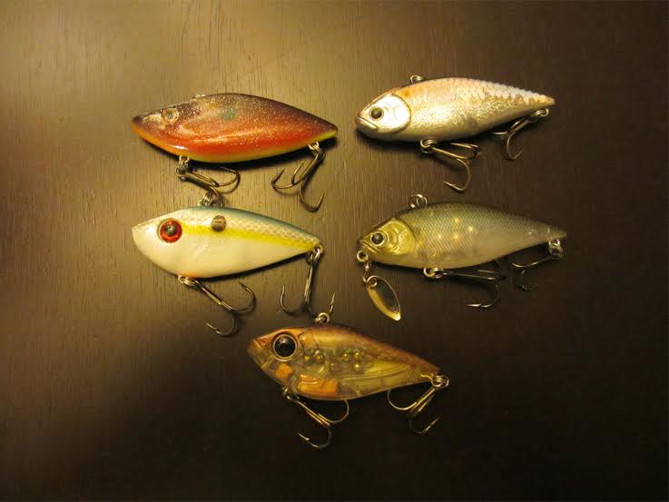 Lipless crankbaits in winter tactical bassin 39 bass for Bass fishing in winter