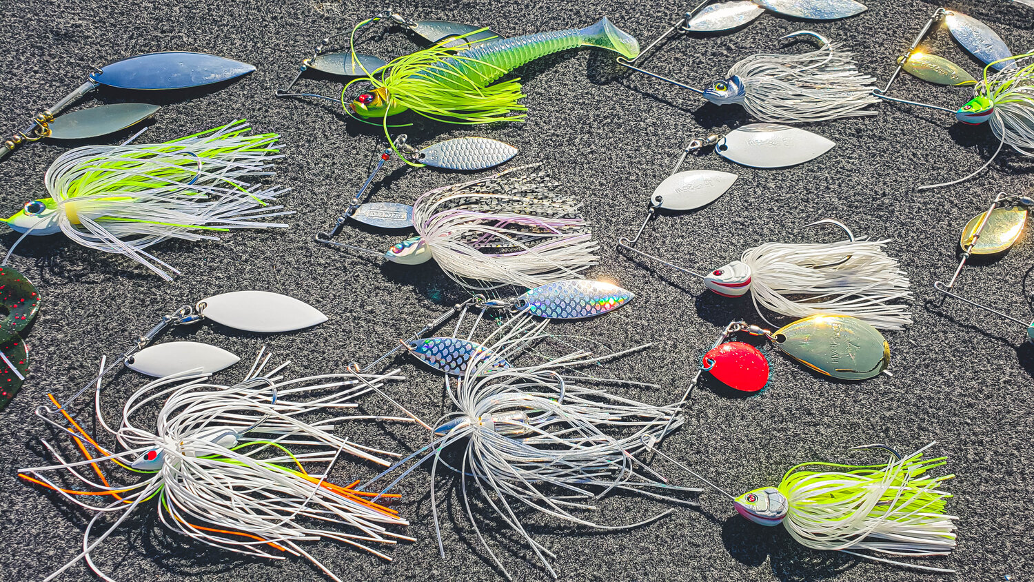 The Best Chatterbait And Spinnerbaits Tricks You Ve Never Tried Tactical Bassin Bass Fishing Blog