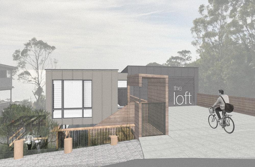 The Loft Residence, Coolum