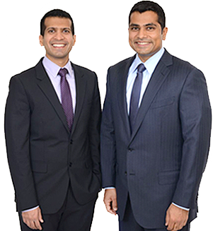 Anil Vedula, M.D. and Aarup Kubal, M.D.