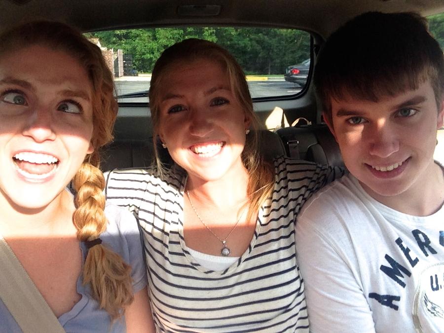 The Filchock sibs + Crazy Eyes