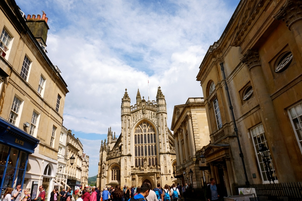 The Abbey of Bath