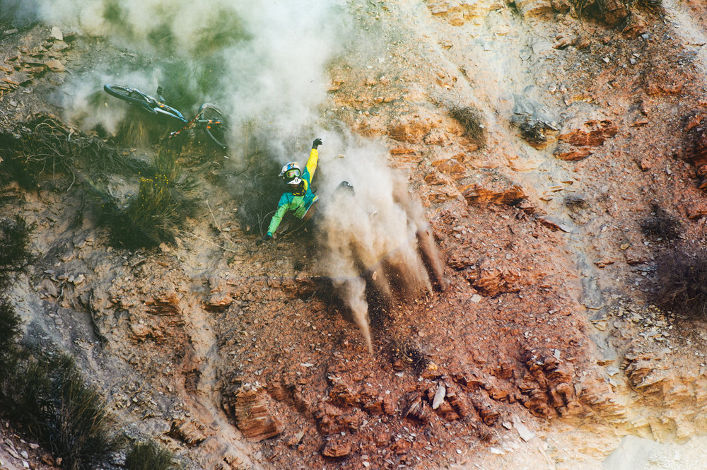Red bull rampage -