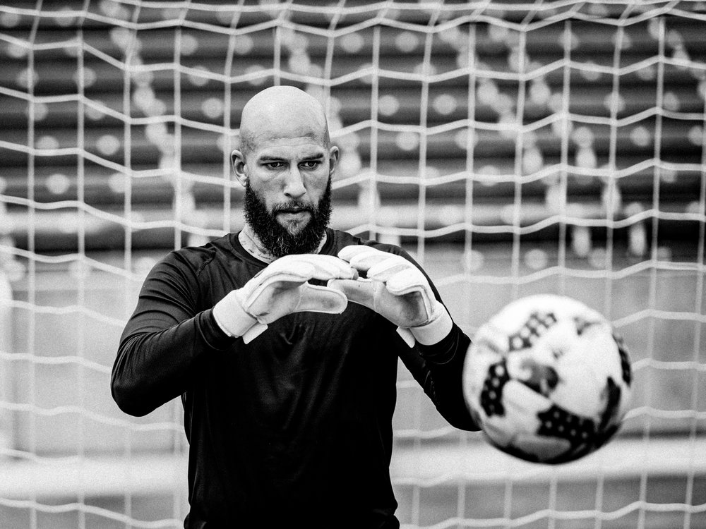 Tim howard -