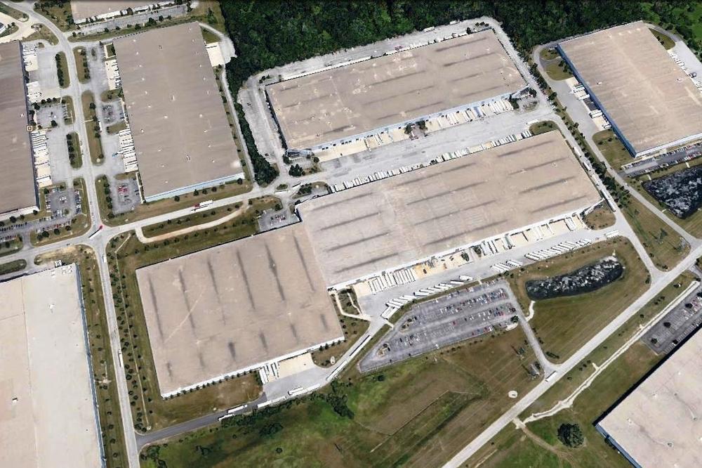 Plainfield Spec Warehouse - (Plainfield, IN)