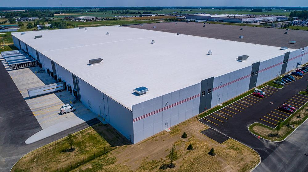KitchenAid Greenville Expansion -